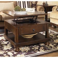 ashley lift top coffee table signature design by ashley porter lift top cocktail table jcpenney