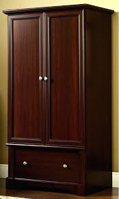 Sauder Shoal Creek Armoire Wardrobes Sauder Clothes Armoire Sauder Beginnings Wardrobe