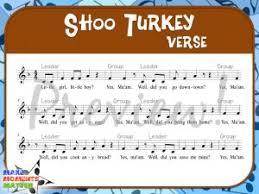 shoo turkey a song for november the tpt