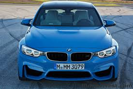 2015 bmw m3 sedan and m4 coupe official details are in