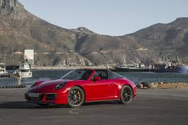 red porsche 911 porsche 911 targa 4 gts carmine red the new 911 gts models