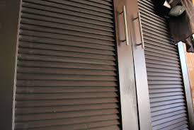 Exterior Wood Louvered Doors by Furniture Interesting Louvered Doors Home Depot For Inspiring