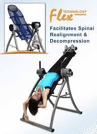 Inversion Table For Neck Pain by Teeter Contour Power Ltd Inversion Table