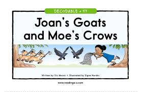 joan u0027s goats and moe u0027s crows