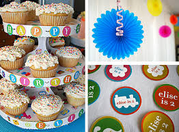 kids birthday party ideas stickers birthday party theme idea for kids with free custom