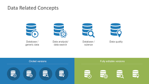 data science icons for powerpoint slidemodel