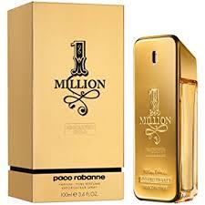 Parfum One paco rabanne one million parfum spray for 3 4