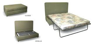 ottoman folding twin bed ottoman tiny multi purpose room seeks