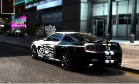 All Black 2013 Mustang Gta Gaming Archive