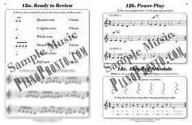 keyboard kickoff power pages hardcopy workbook piano pronto