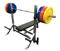 Straight Bench Press Body Iron Commercial Flat Bench Press Bp200 World Fitness