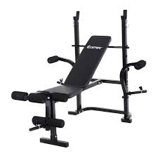 Exertec Fitness Weight Bench Amazon Com Olympic Weight Benches Strength Training Equipment