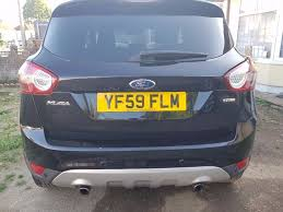 manual ford kuga titanium tdci for sale in erith london gumtree