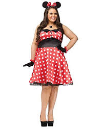 Halloween Costume Amazon Fun Women U0027s Retro Mouse Costume Clothing