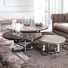 coffee table round nesting coffee table design idea nesting coffee