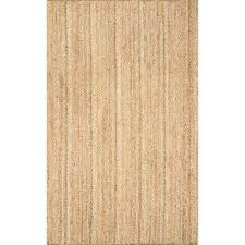 5x7 Jute Rug Braided Area Rugs Rugs The Home Depot
