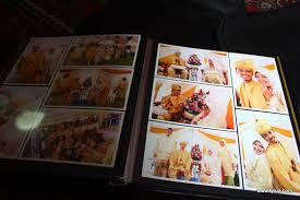 sticky photo album custom album sticky wedding afiz shidaz done my lens