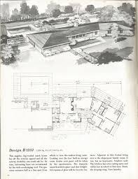 Mid Century House Plans 1259 Best H Mcm House Plans Images On Pinterest Vintage Houses