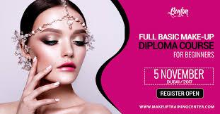 make up classes for beginners basic makeup course in dubai benton makeup academy