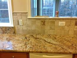Granite Countertops And Kitchen Tile Tile Backsplashes With Granite Countertops Kitchen Contemporary