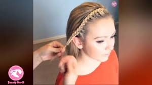 new hairstyles tutorials compilation 2017 8 best hairstyles