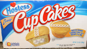 Best Hostess Hostess Orange Flavored Cupcakes Review Youtube