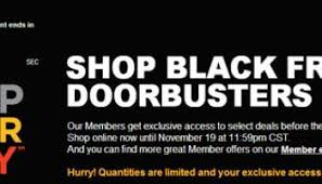 best black friday deals sears sears black friday 2012