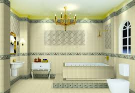 mediterranean style bathrooms rendering of mediterranean style bathroom tiles interior design