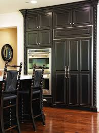 24 black kitchen cabinet designs decorating ideas design
