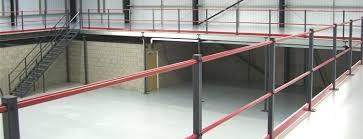 Design Of Flooring Secondary Floors U0026 Storage Platforms