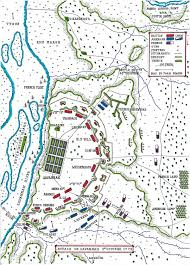 King Of Prussia Map Siege Of Savannah