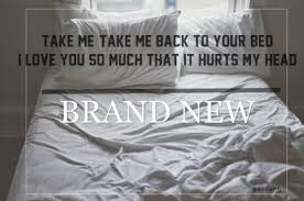 take me back to your bed brand new degausser edityeh gaskartn