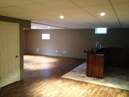Laminate Flooring In A Basement Basement Drop Ceiling Types