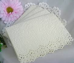 embossed note cards vintage lace doily embossed note cards wedding tea