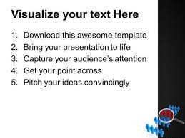 find the right candidate for team making powerpoint templates ppt