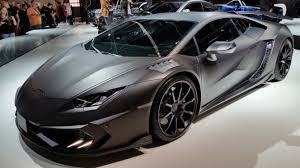 mansory cars 2015 the mansory lamborghini huracán at the iaa in frankfurt 2015