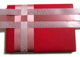 gift wrap ribbon gift wrapping ideas and
