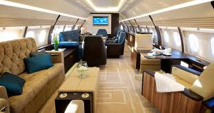 Private Plane Bedroom The 15 Most Luxurious Private Jets In The World