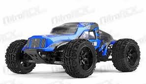 exceed rc racing legion 1 10 scale monster truck ready run 2 4