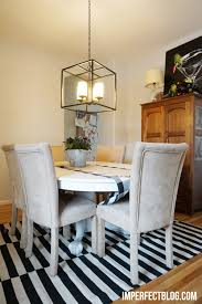 house tour dining room