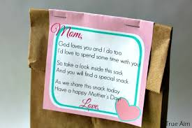 mothers day gifts free s day snack tag printable true aim
