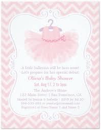 baby girl invitations baby girl ballerina tutu invitations party ideas