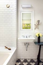 What Size Tile For Small Bathroom Inspiration 10 Small Bathroom Pictures Subway Tile Design