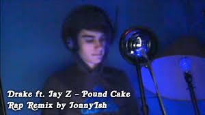 drake pound cake rap remix by jonnyish youtube