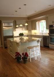 kitchen kitchen custom cabinetry rustic varnsihed wooden hickory
