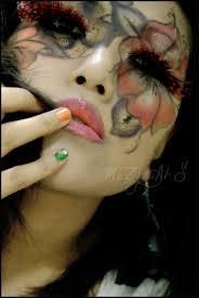 Crazy Makeup Halloween by 70 Best Crazy Makeup Images On Pinterest Make Up Makeup And