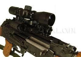 ak 47 laser light combo ak 47 scope mount