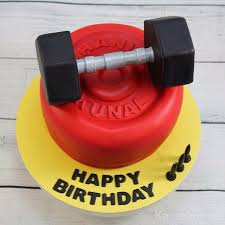 Birthday Workout Meme - fitness themed cakes popsugar fitness