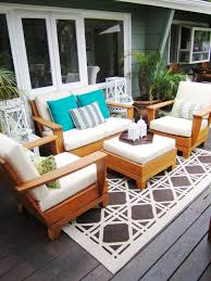 Ikea Patio Tiles Outdoor Rugs Ikea Deck Contemporary With Woven Patio Furniture