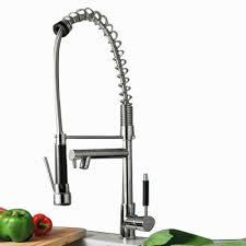 Best Pull Out Spray Kitchen Faucet Top Pull Spray Kitchen Faucet Image Home Decoration Ideas